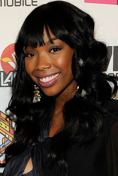 brandy hairstyles. Brandy Wavy Hairstyle »