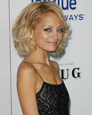 Nicole Richie Hairstyles 2011. Nicole Richie Bob Haircut With