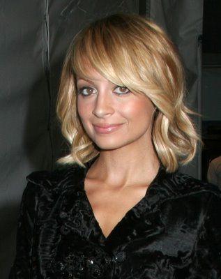 Gondex Blog Nicole Richie Haircut Bob