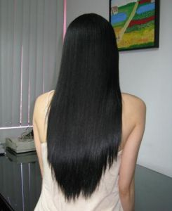 rebonded hair Maintaining A Rebonded Hair
