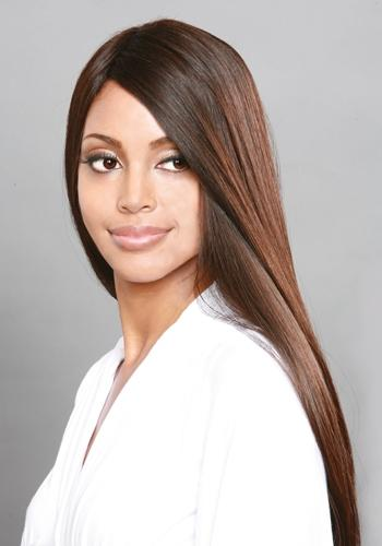 Silky Long Hairstyles