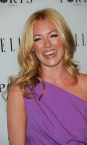 cat deeley 180x300 Cat Deeleys Tousled Curls