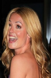 cat deeley4 197x300 Cat Deeleys Tousled Curls