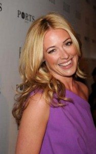 cat deeley5 188x300 Cat Deeleys Tousled Curls