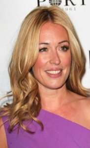 cat deeley6 183x300 Cat Deeleys Tousled Curls