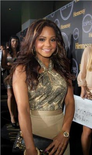 Stupendous Christina Milian39S Curly Hairstyle Last Hair Models Hair Hairstyle Inspiration Daily Dogsangcom