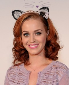 Katy Perry S Red Hairstyle Last Hair Models Hair