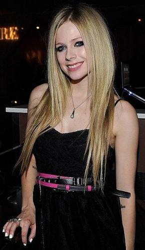 Avril Lavigne5 Last Hair Models Hair Styles Last