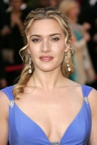 kate winslet 200x300 Kate Winslets Half Updo