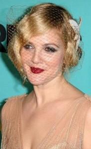 Drew Barrymore's Short Hairstyle | Last Hair Models , Hair Styles