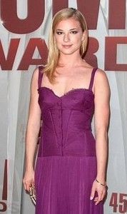 emily vancamp 178x300 Emily VanCamps Straight Hairstyle
