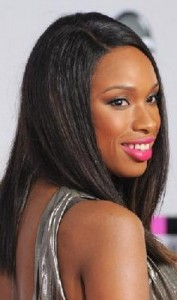 jennifer hudson3 177x300 Jennifer Hudsons Straight Hairstyle