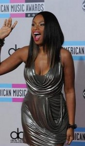 jennifer hudson4 175x300 Jennifer Hudsons Straight Hairstyle
