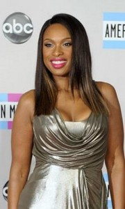 jennifer hudson6 180x300 Jennifer Hudsons Straight Hairstyle