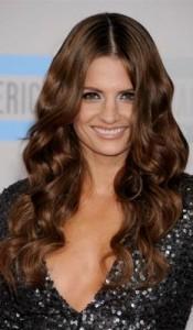 Stana Katic Hair Straight