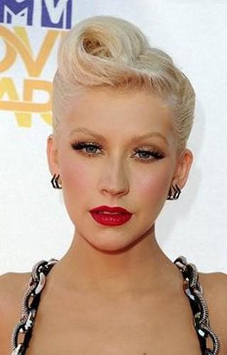 Christina Aguilera Last Hair Models Hair Styles Last Hair Models Last Hair Styles