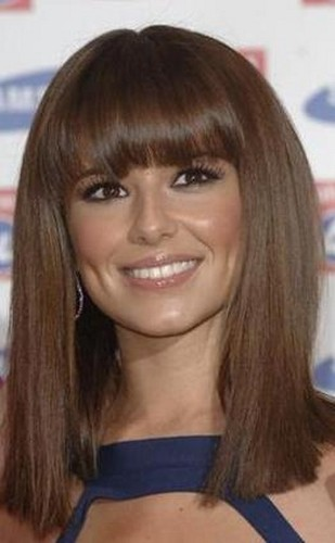 Cheryl Cole Last Hair Models Styles