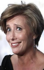 emma thompson6 186x300 Emma Thompsons Short Hairstyle