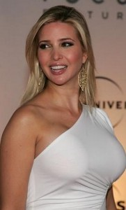 ivanka trump2 181x300 Ivanka Trumps Straight Hairstyle