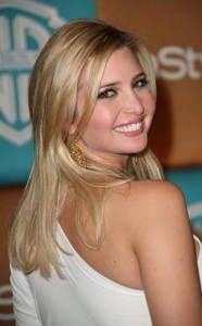 ivanka trump5 186x300 Ivanka Trumps Straight Hairstyle