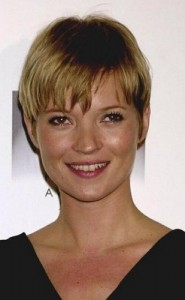 kate moss 185x300 Eton Crop Hairstyle