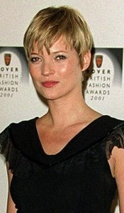 kate moss4 175x300 Eton Crop Hairstyle