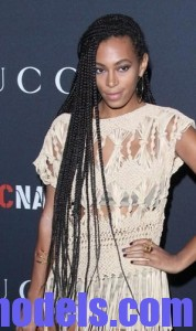 solange knowles1 178x300 Crochet Hairstyle