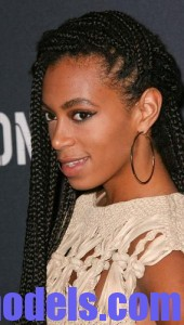 solange knowles21 170x300 Crochet Hairstyle