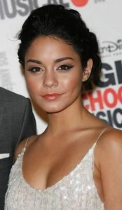vanessa hudgens 174x300 Hairstyle For Senior Ball
