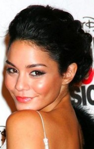 vanessa hudgens3 190x300 Hairstyle For Senior Ball