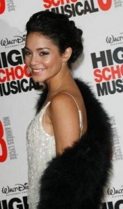 vanessa hudgens4 177x300 Hairstyle For Senior Ball