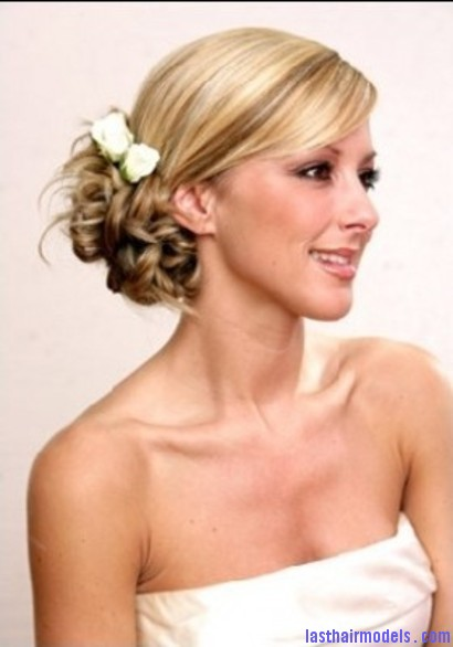 7c2b8048dea44a79 Gorgeous Wedding Hairstyles A Wedding on the row: different wedding hairstyles.