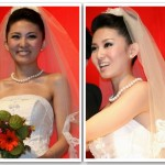 Chinese wedding Hairstyles (1)