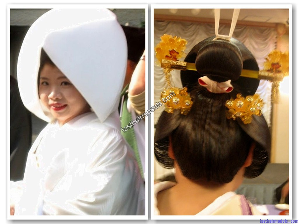 Hair Style Japan: Japanese Wedding Hairstyles (16)