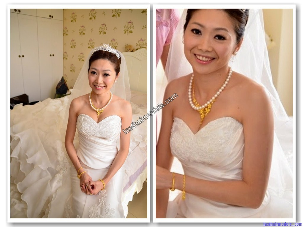 Japanese Wedding Hairstyles 4 Last Hair Models Hair