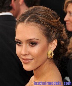 Jessica Alba Braided Updo 252x300 Jessica Alba Braided Updo