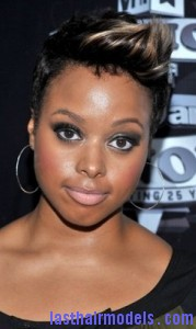 chrisette michele31 179x300 Short Fohawk