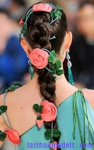floral braids2 188x300 Floral Braids