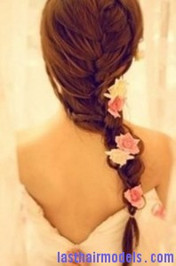 floral braids7 198x300 Floral Braids