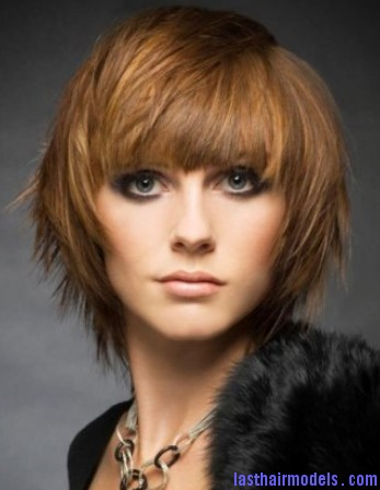 layered bob hairstyles Layered short bob: Create your attitude!!