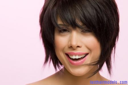 medium choppy layered bob Layered short bob: Create your attitude!!