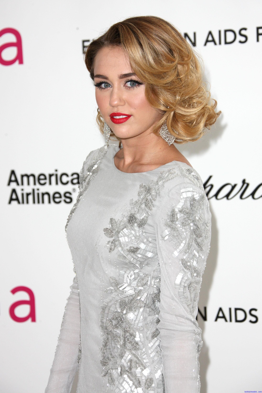 Remarkable Miley Cyrus Ejoscar2 Last Hair Models Hair Styles Last Hair Short Hairstyles For Black Women Fulllsitofus