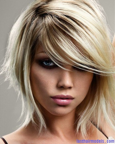 shorthaircut1 Layered short bob: Create your attitude!!