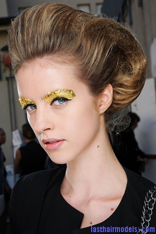 13 Hairstyles From New York Fashion Week We re Obsessed With 50