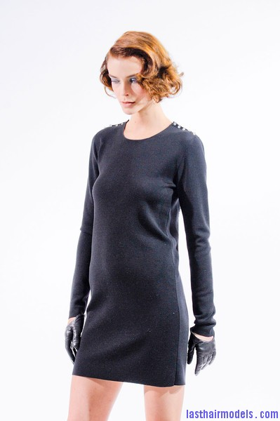 Azzaro+Fall+2012+gfhRYq6r6Zql Messy curly short bob at Azura fall 2012.