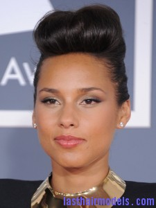 Grammy Awards 2012 Alicia Keys 225x300 The 54th Annual GRAMMY Awards   Arrivals