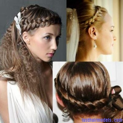 Greek Spit Greek Hair Style 1 Greek hairstyles.