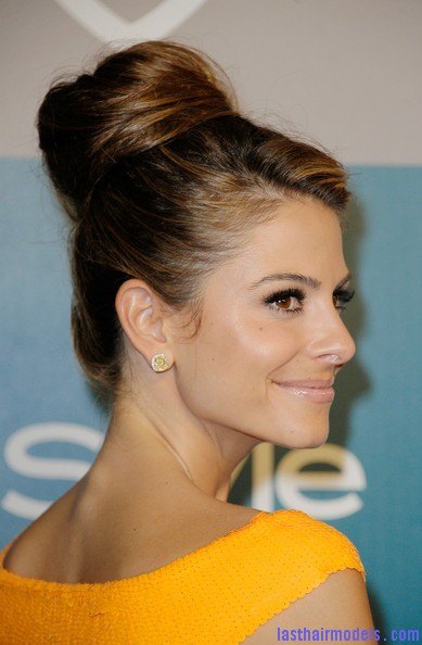 Maria+Menounos+13th+Annual+Warner+Bros+InStyle+CEw2Kuumu4ml Maria Menounos's bun in style: A halo of radiance!