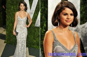Selena Gomez in Dolce Gabbana 2012 Vanity Fair Oscar Party 300x197 Selena Gomez in Dolce Gabbana 2012 Vanity Fair Oscar Party