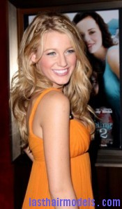 blake lively31 175x300 Blowout Hairstyle